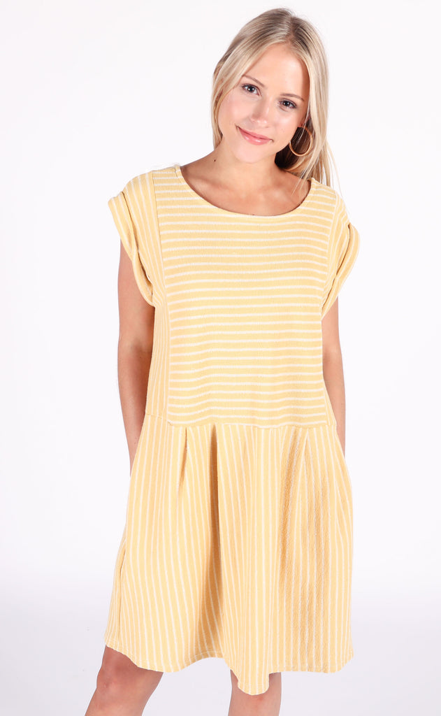 coast to coast striped dress