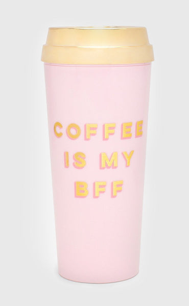 ban.do: hot stuff thermal mug - coffee is my bf