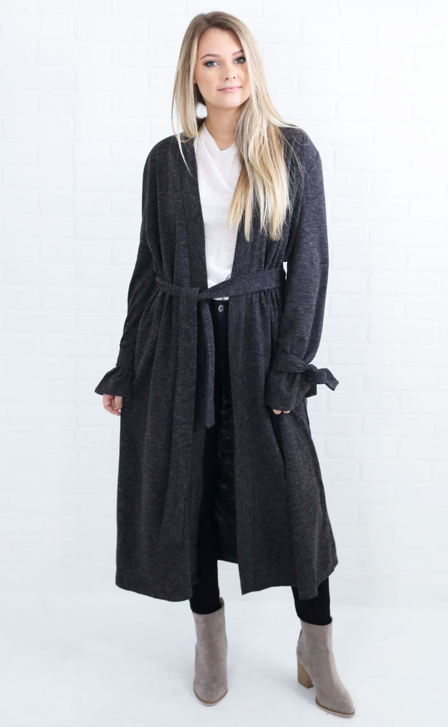 comfort is key oversized cardigan