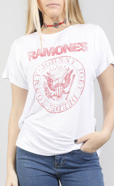 daydreamer: ramones seal t shirt