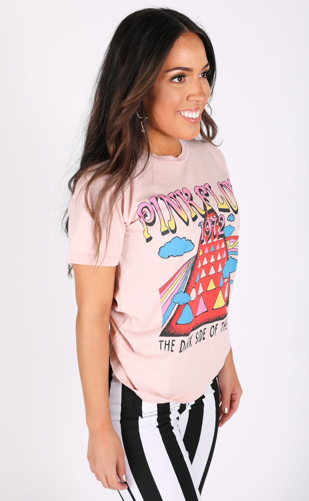 daydreamer: pink floyd 1972 oversized tee