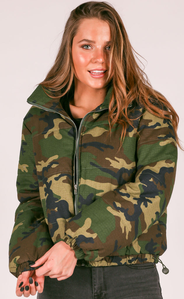 disguised camo jacket