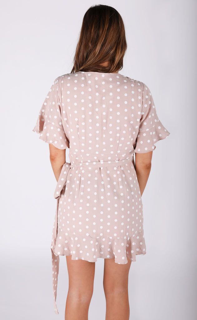 dottie wrap dress