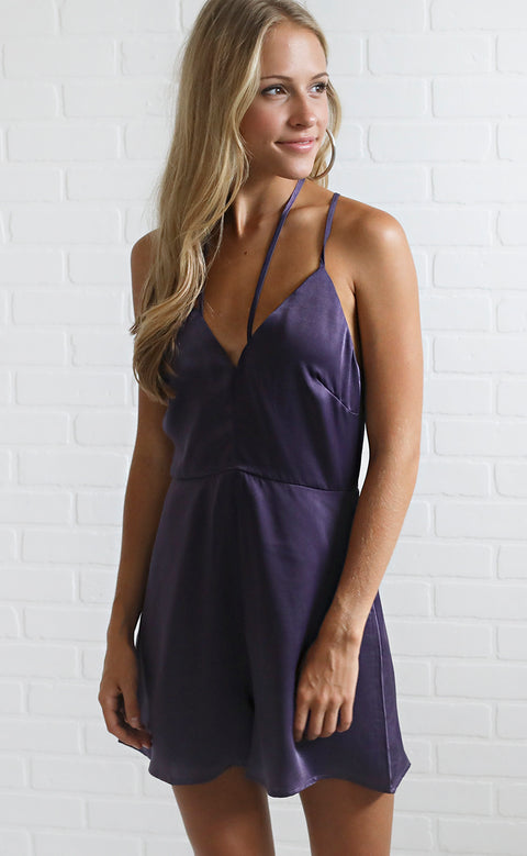 dressed to impressed slip romper