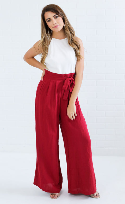 dynamic duo high neck jumpsuit