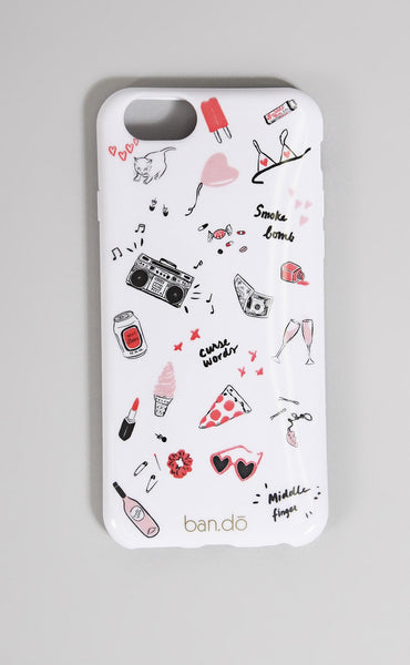 ban.do iphone case - girls just wanna have fun