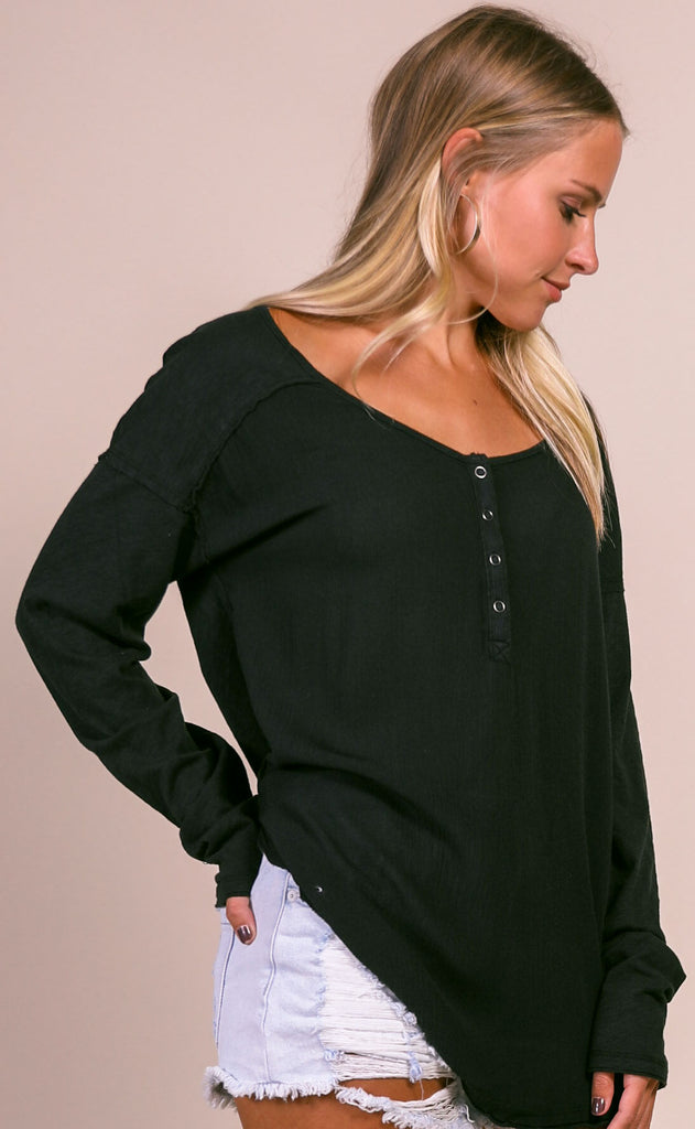 esme top - black