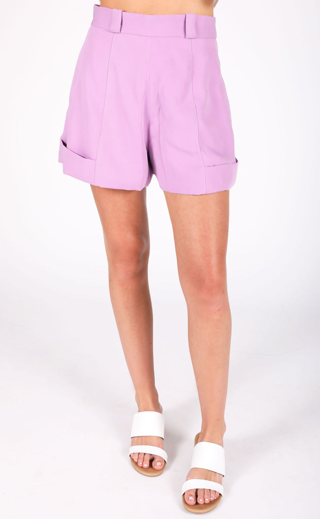 fletch: brooklyn high waist shorts