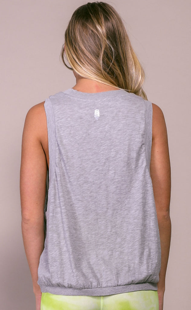 free people movement: love tank - grey
