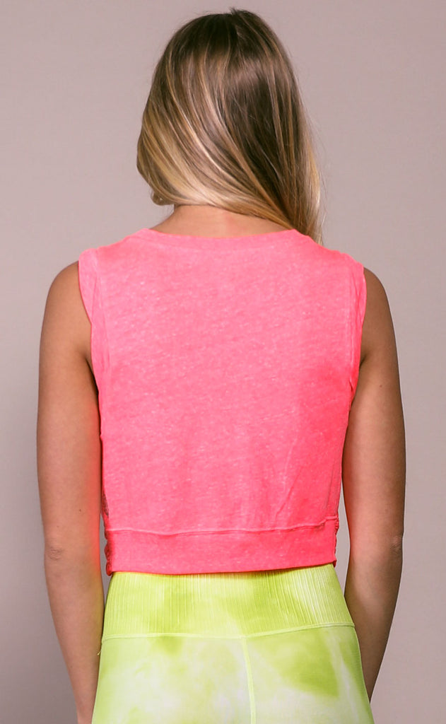 free people movement: undertow tank - coral