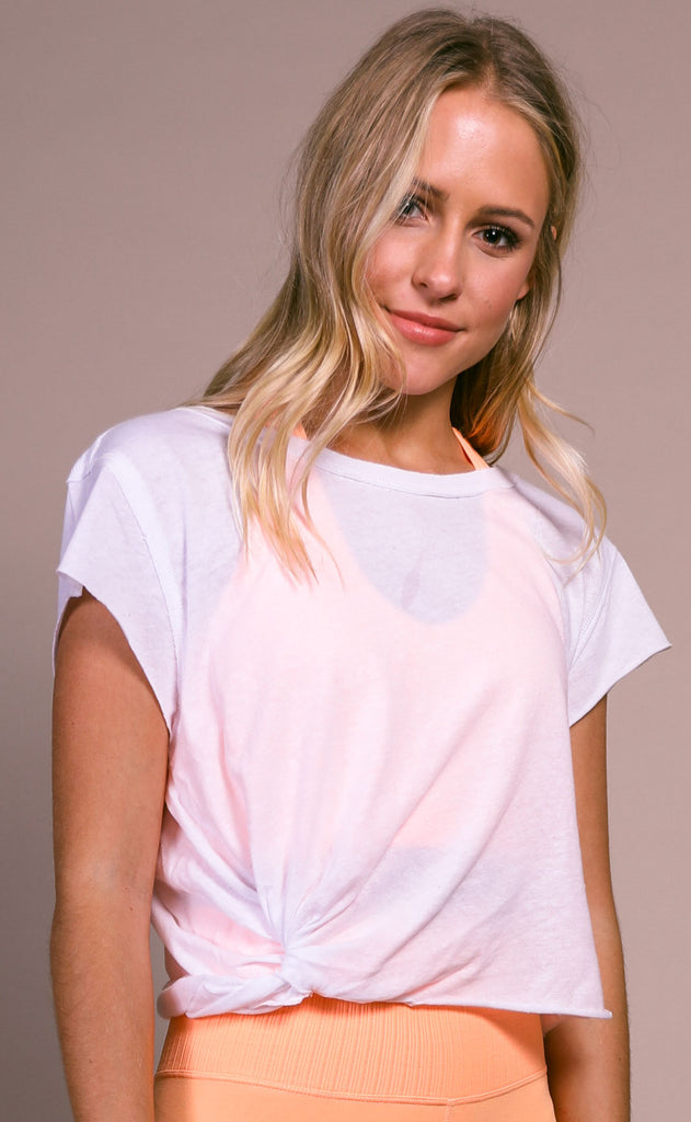 free people movement: hold it down tank - ivory