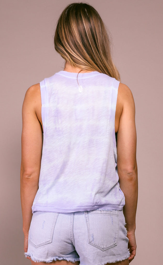 free people movement: love tank - lavender dust combo