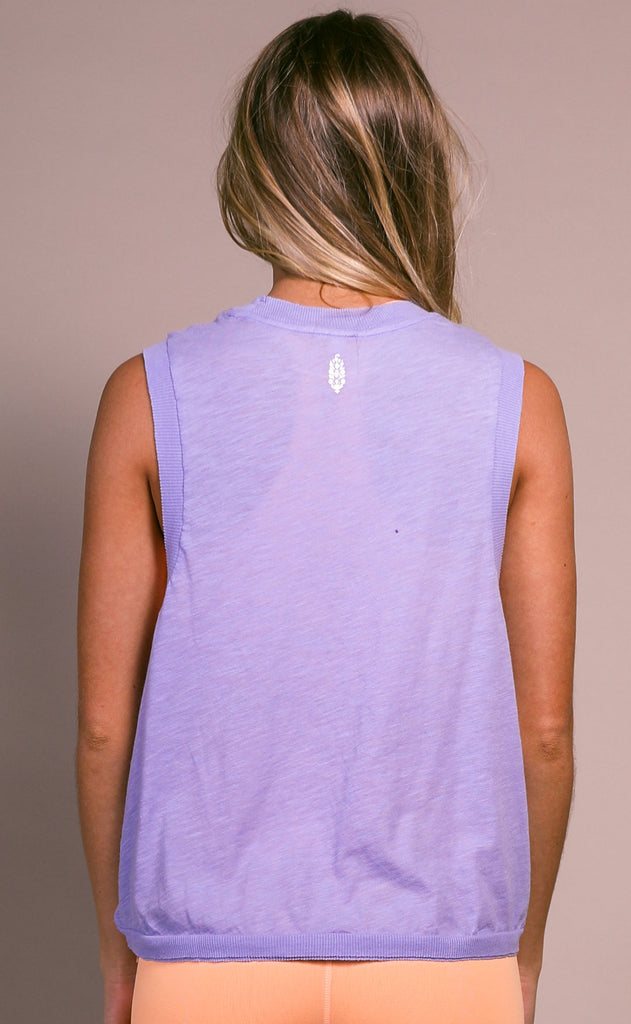 free people movement: love tank - violet
