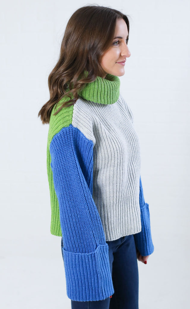 fresh air turtleneck sweater