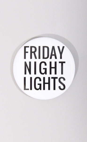 friday night lights button