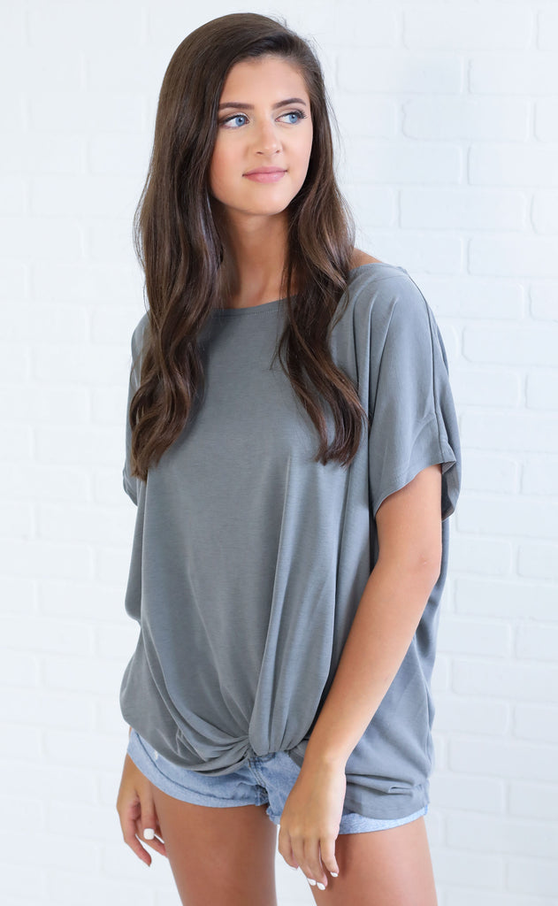 get twisted basic top