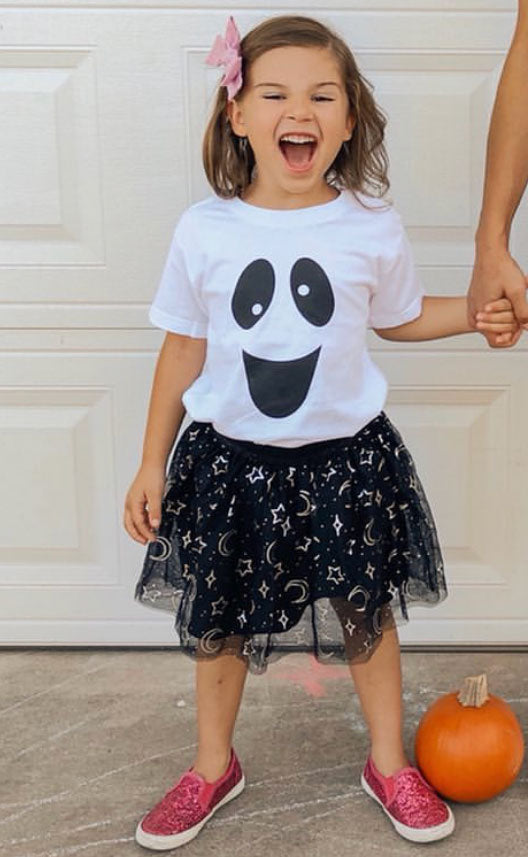 charlie southern: ghost toddler tee