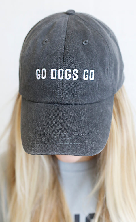 go dogs go hat