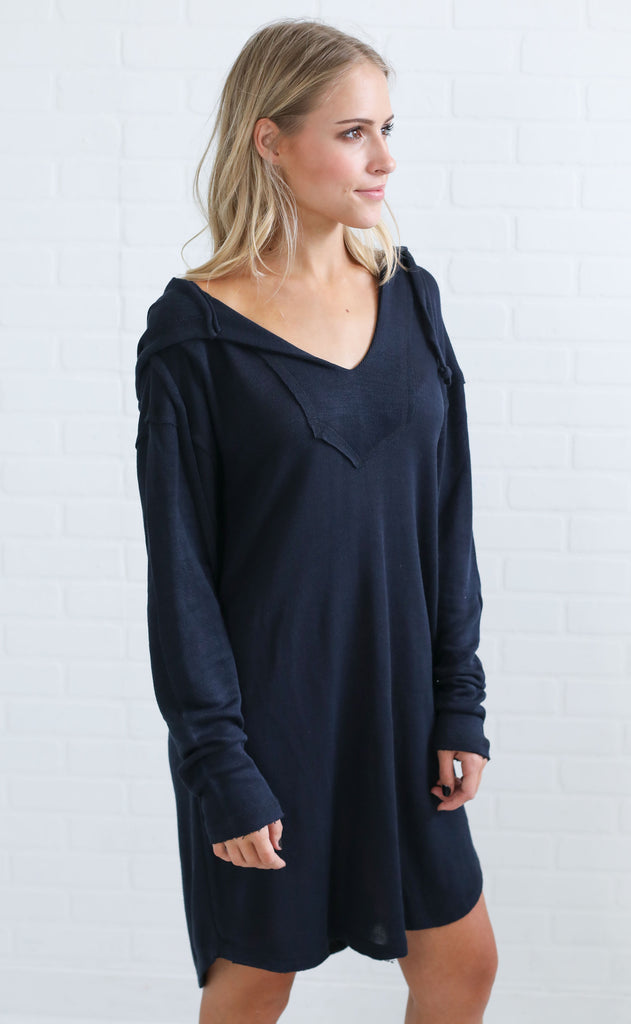 go with the flow knit tunic