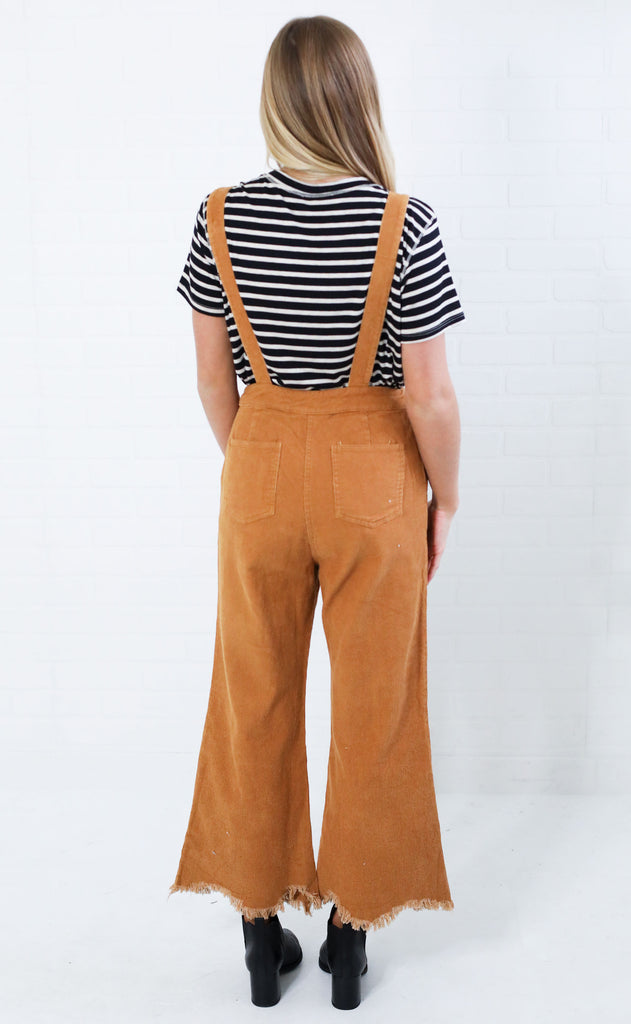 good as gold corduroy jumpsuit