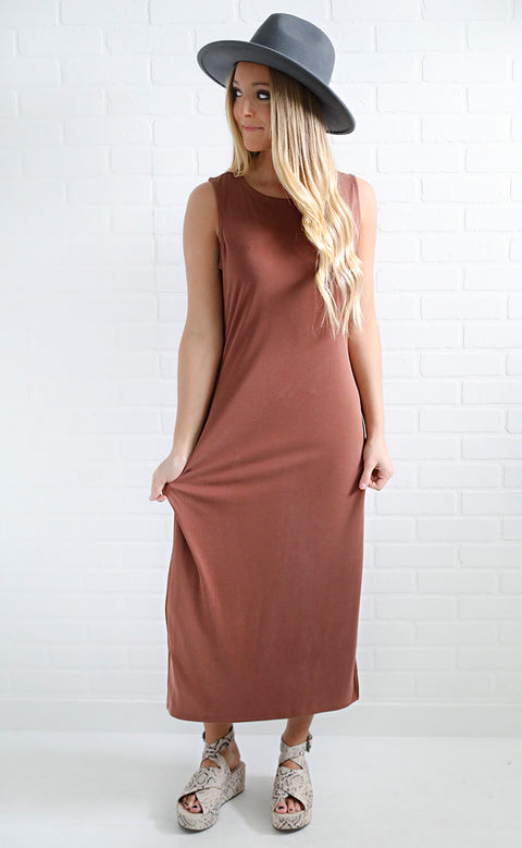 great lengths maxi dress