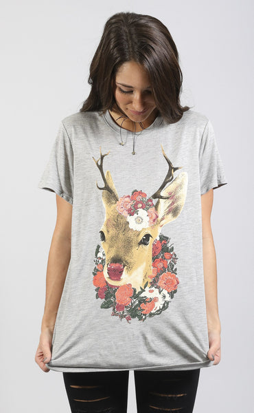 show me your mumu: oliver tee - holiday buckhead graphic