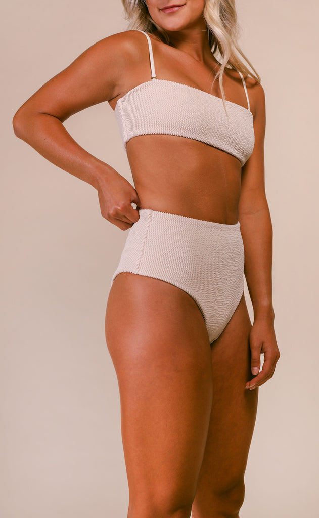 amuse society: jamieson high waist bottom