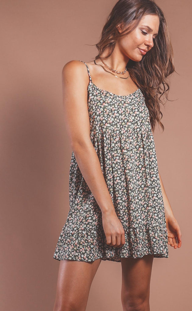 at first sight floral dress