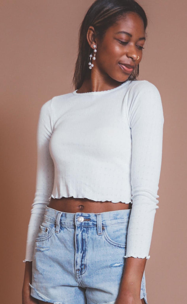 even sweeter knit top