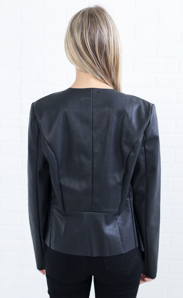 kelsey draped jacket