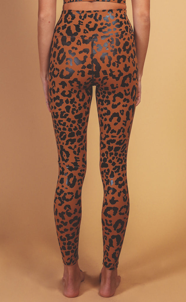 beach riot: piper legging - leopard
