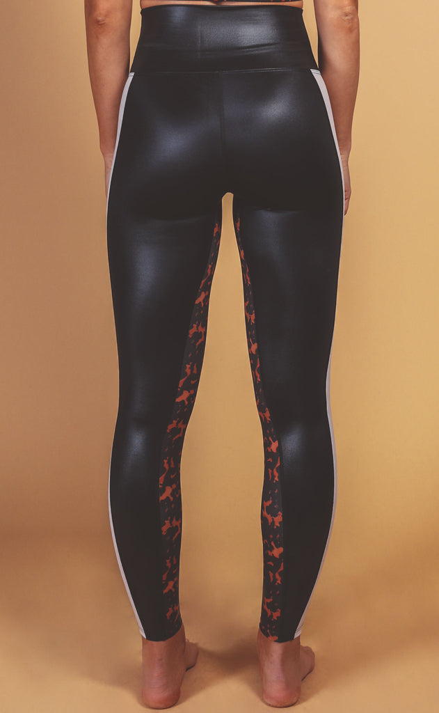 beach riot: torte legging
