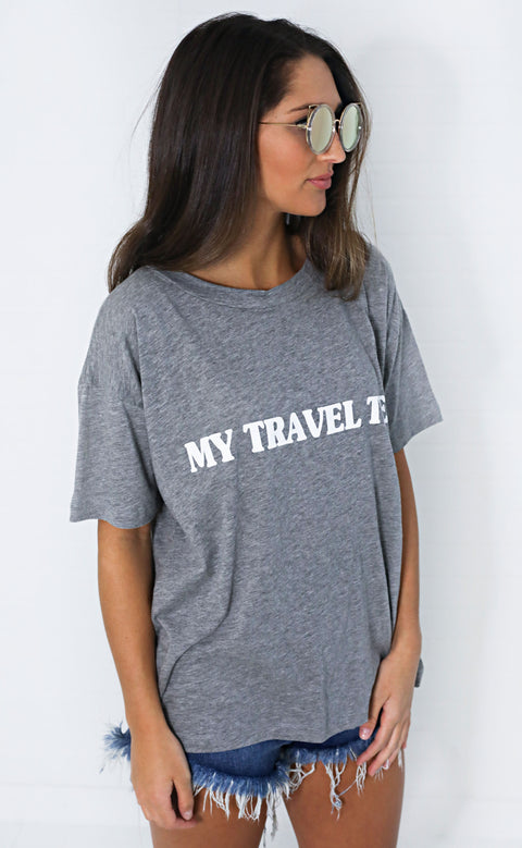 show me your mumu: liam tee - travel tee graphic