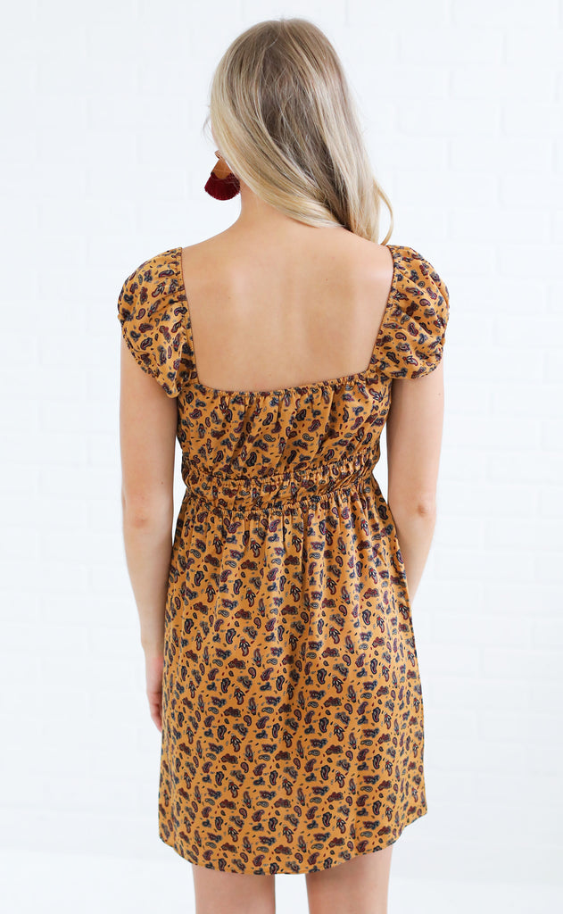 show me your mumu: libby dress - wild west paisley sheen