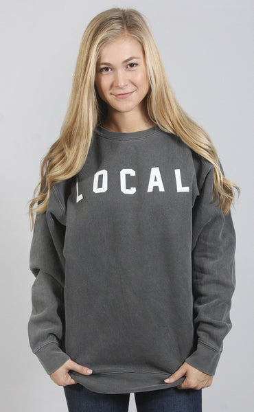 charlie southern: local sweatshirt