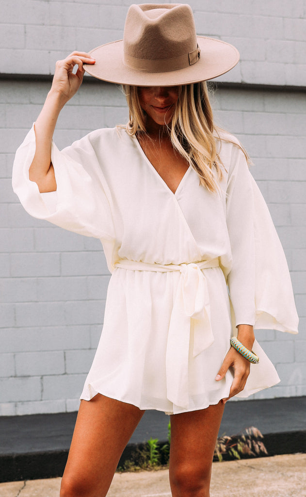 show me your mumu: lo romper - cream