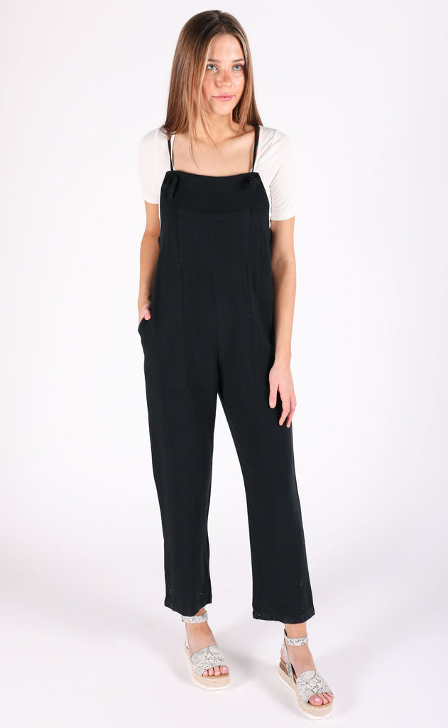lounge with me overall jumpsuit