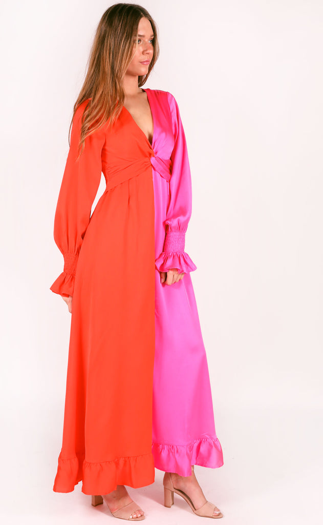 love potion maxi dress