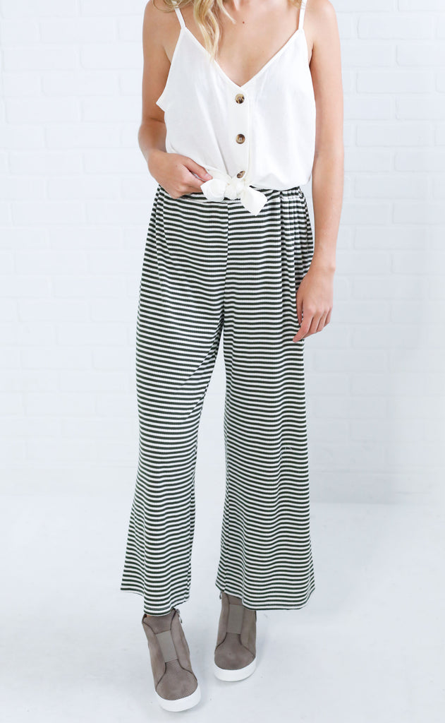 love to lounge striped pants