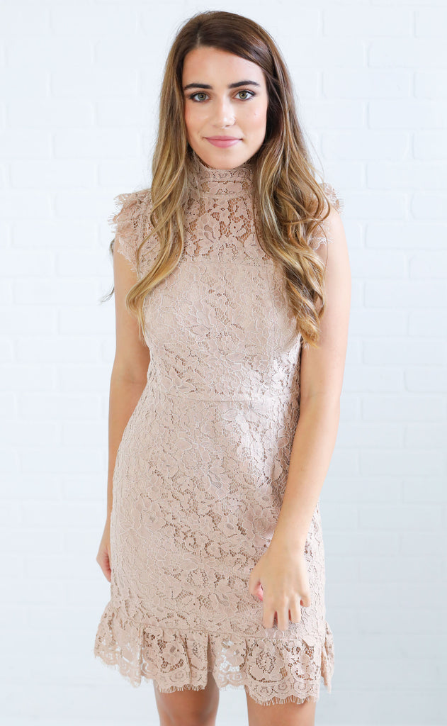 lovers lane lace dress