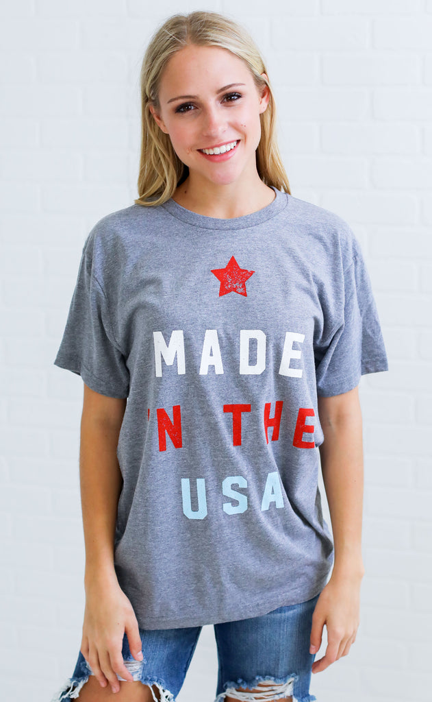 charlie southern: made in the usa t shirt
