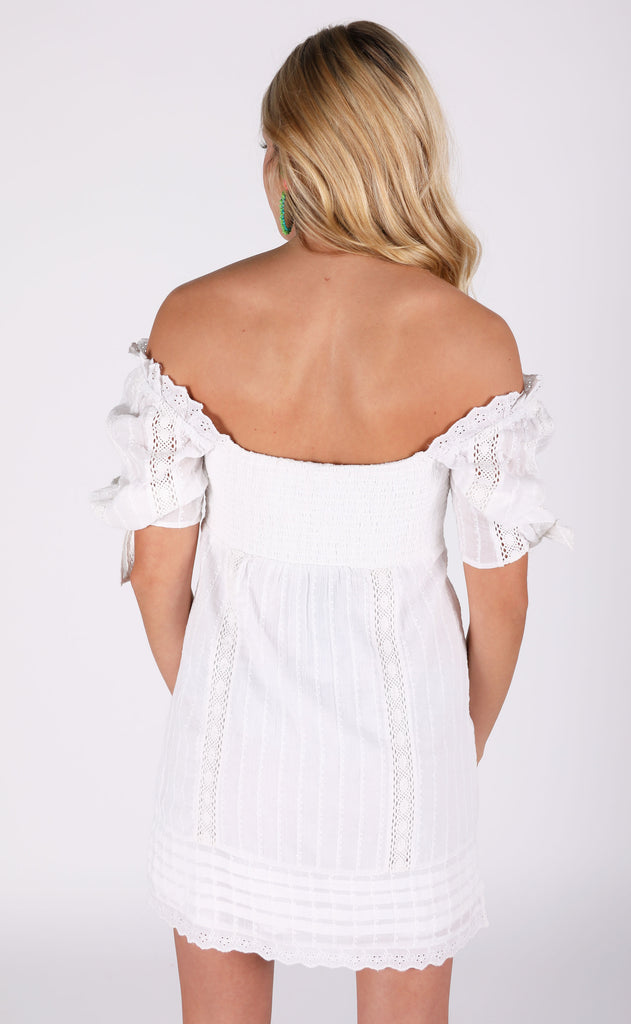 show me your mumu: hartley dress - verona lace
