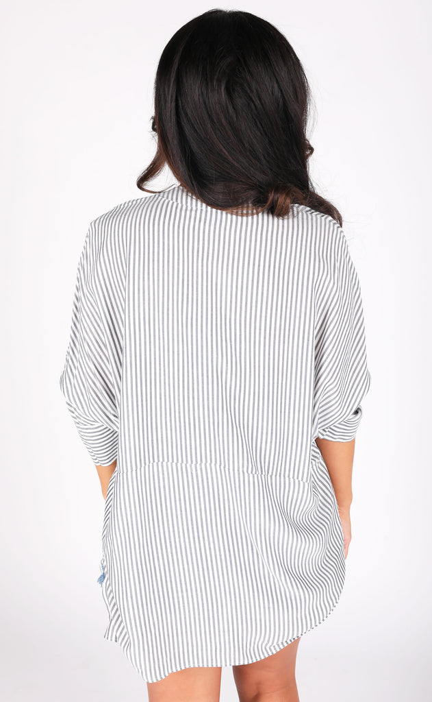 show me your mumu: horton tunic - everyday stripe