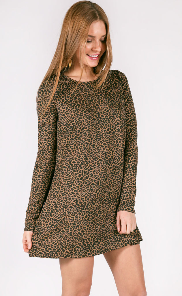 show me your mumu: toby dress - nice to cheetah