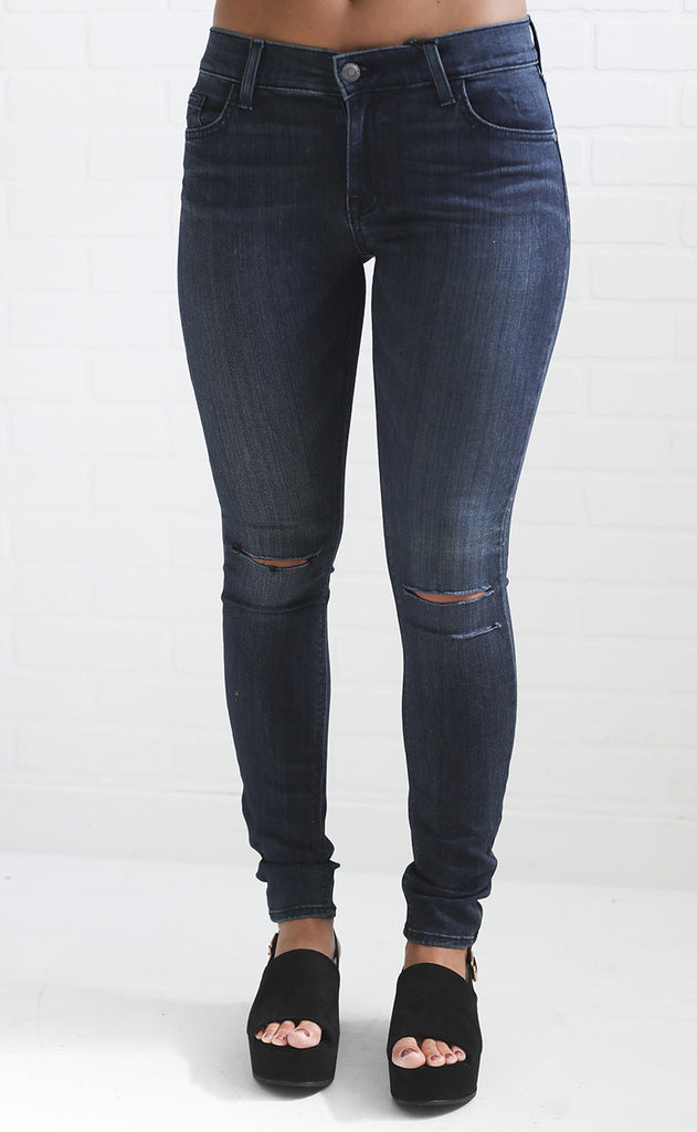 off the clock skinny jeans