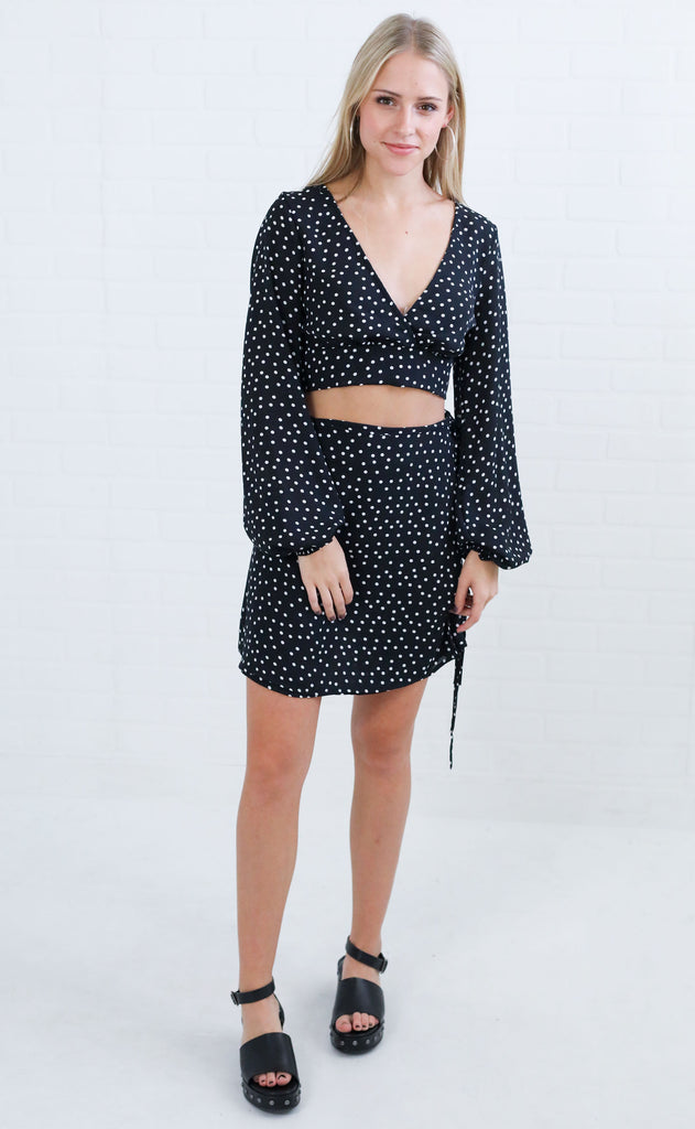 on the dot two piece set