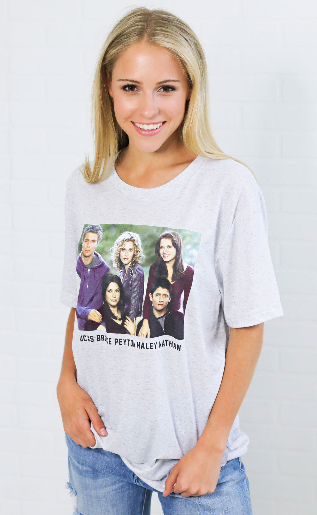 friday + saturday: one tree hill t shirt