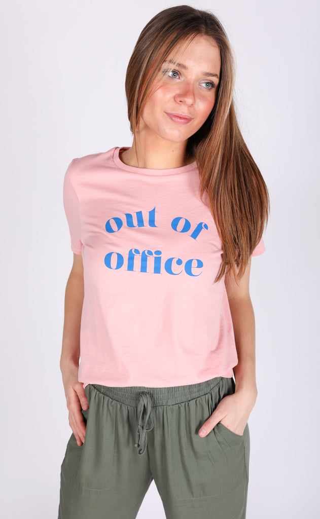 ban.do: classic tee - out of office