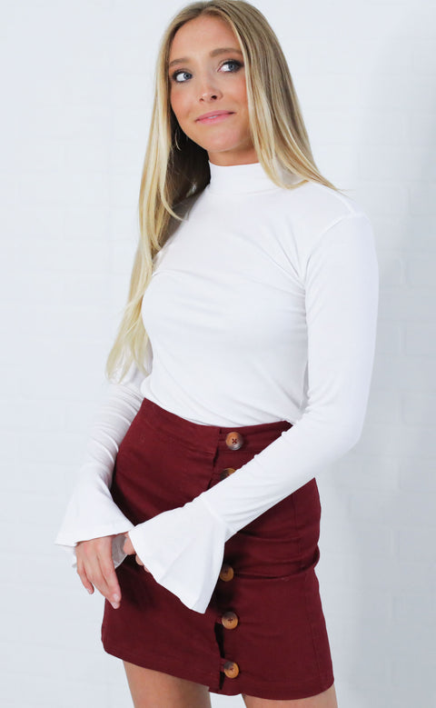 fifth avenue turtleneck top