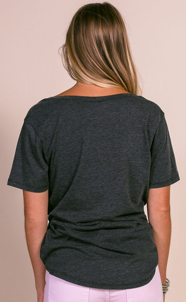 z supply: the pocket tee - black